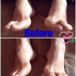 足は体の土台