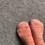冷やしてはいけない妊婦から母が奪い取った「もっちり靴下」